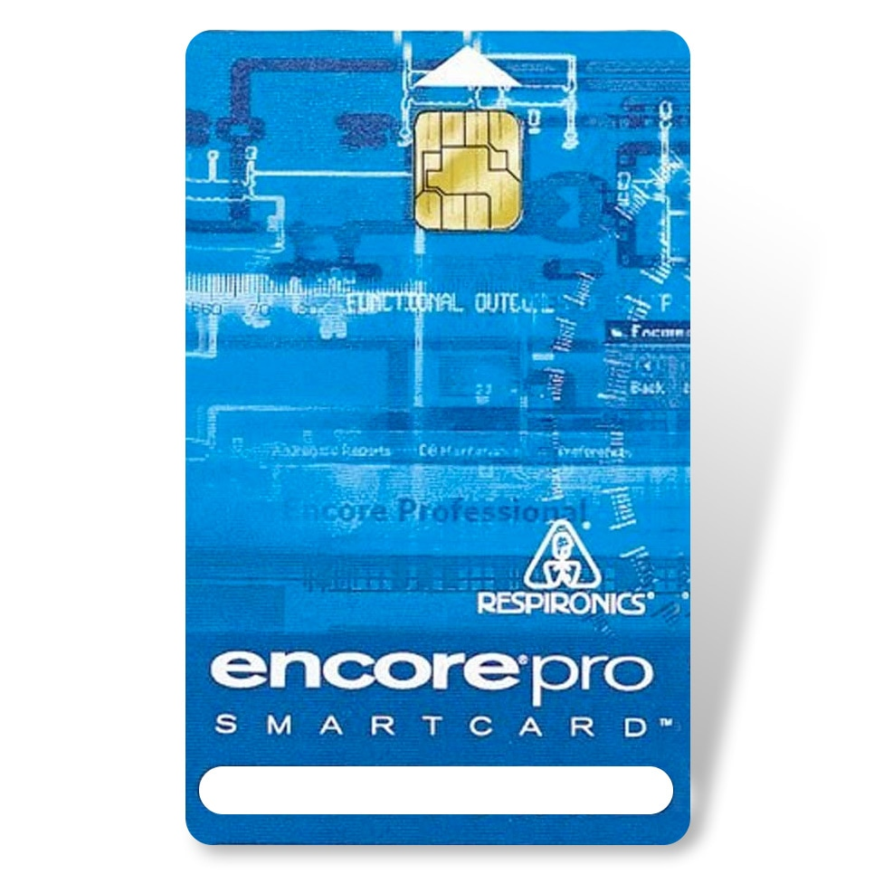 Encore SmartCard Data Card For M-Series & Older REMstar CPAP/BiPAP Systems