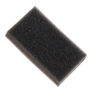Reusable Black Foam Filter for PR SystemOne, REMstar M-Series & SleepEasy (1 Pack)