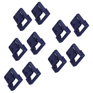 Headgear Clips for Various Mirage™ Series Nasal CPAP/BiLevel  Masks (10 Pack)