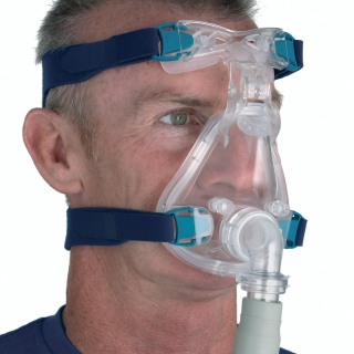 Ultra Mirage™ Full Face CPAP/BiLevel Mask with Headgear