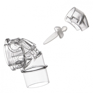 Elbow Assembly (with Valve & Clip) for Mirage Liberty™ CPAP/BiLevel Masks