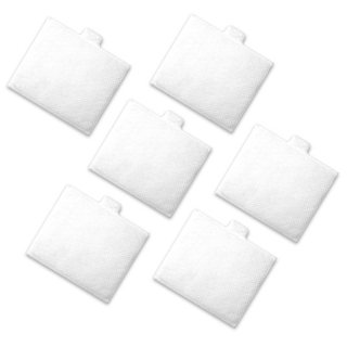 White Ultra Fine Filters for Solo LX, REMstar LX, Aria LX & Virtuoso LX Machines (6 Pack)
