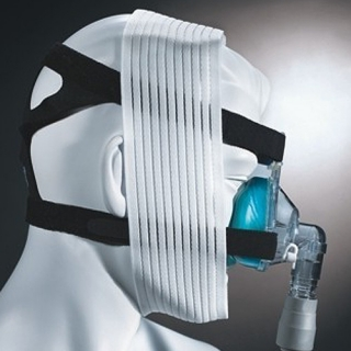 Deluxe Style Chinstrap for CPAP/BiPAP Masks