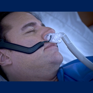 Aloha Nasal Pillow CPAP/BiPAP Mask FitPack with Headgear