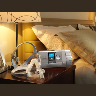 AirCurve™ 10 V-Auto Auto-BiLevel Machine Package with Built-In HumidAir Heated Humidifier