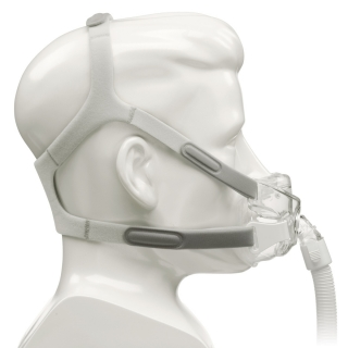 Amara View Full Face CPAP/BiPAP Mask FitPack with Headgear