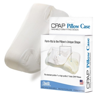 Fitted Cotton Pillow Case for Contour & Contour 2.0 Pillows - DISCONTINUED