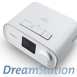 DreamStation CPAP Machine Package