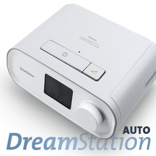 DreamStation Auto CPAP Machine Package