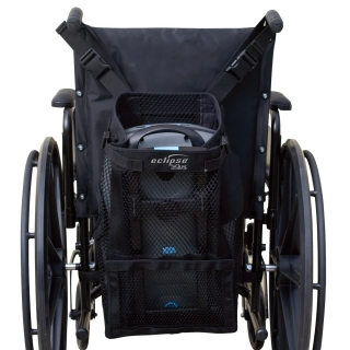 Wheelchair Pack for Eclipse 5 Portable Oxygen Concentrators