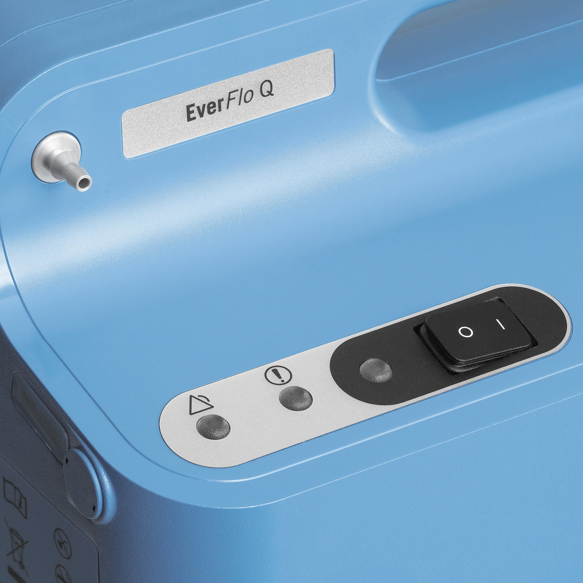 EverFlo Q Home Oxygen Concentrator Package (5 LPM)