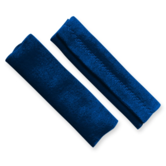 SnuggleStrap Fleece Strap Covers for CPAP/BiPAP Masks & Headgear (1-Pair)