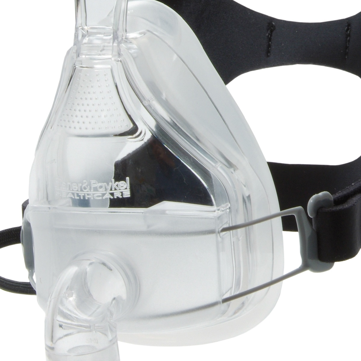 FlexiFit 431 Full Face CPAP/BiPAP Mask FitPack with Headgear (Extra Cushion Free)