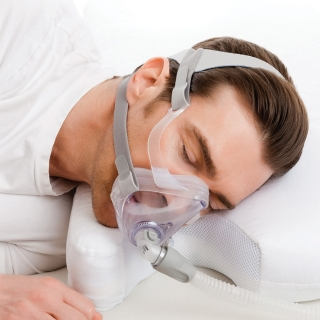 Memory Foam CPAP Pillow by Best In Rest - DISCONTINUED