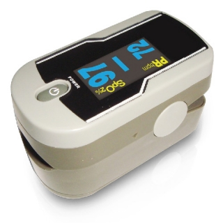 C21R Fingertip Pulse Oximeter - DISCONTINUED