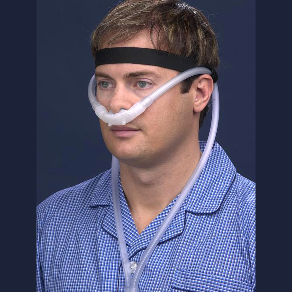 Nasal-Aire II Cannula Style CPAP/BiPAP Mask with Headgear