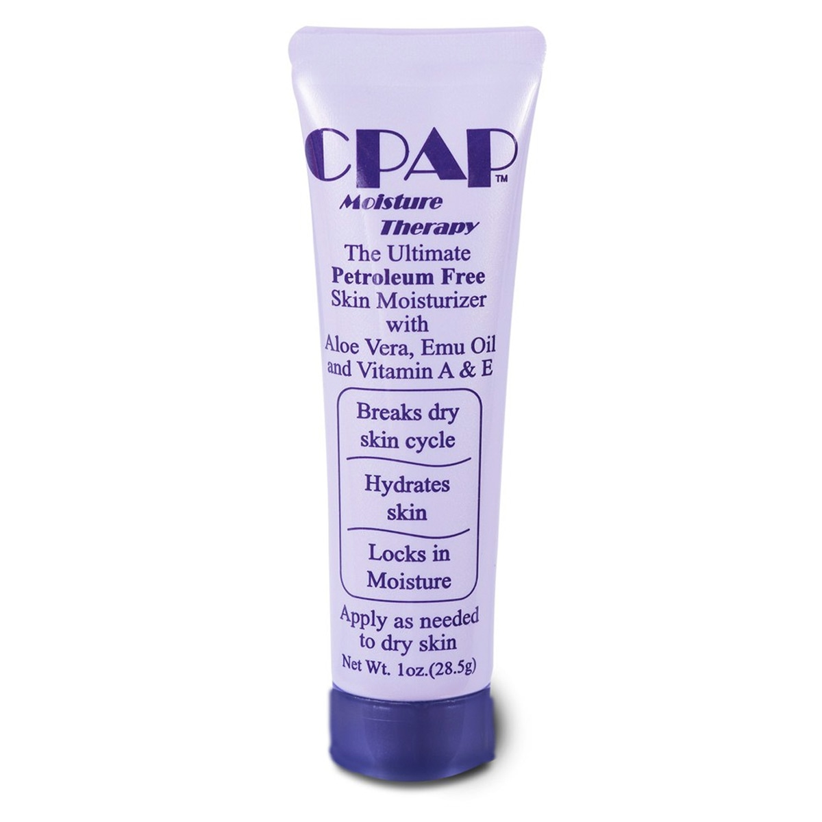 CPAP Moisture Therapy Skin Cream (1.0 oz Tube)