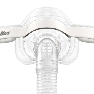 AirFit™ N20 Nasal CPAP/BiLevel Mask with Headgear (5 Extra Cushions Free)