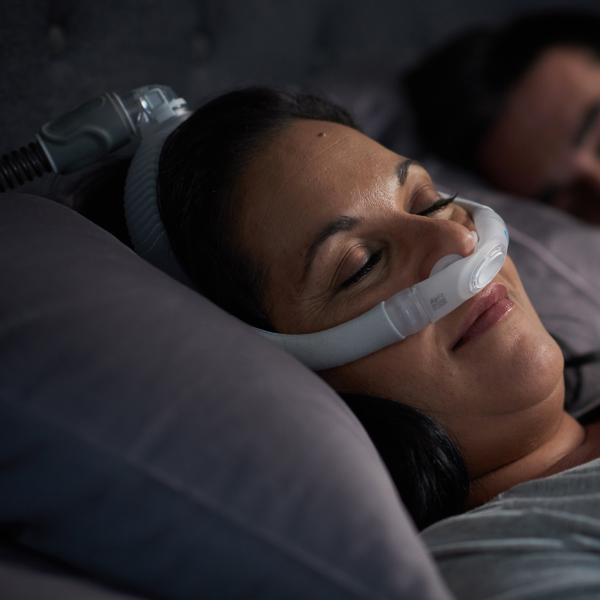 AirFit P30i Nasal Pillow CPAP/BiLevel Mask Starter Pack with Headgear