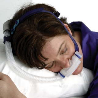 Mirage Swift™ II Nasal Pillow CPAP/BiLevel Mask with Headgear