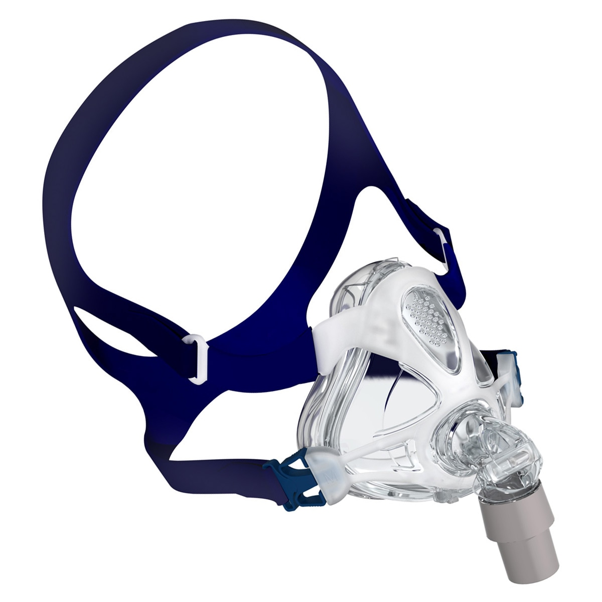 Quattro™ FX Full Face CPAP/BiLevel Mask with Headgear