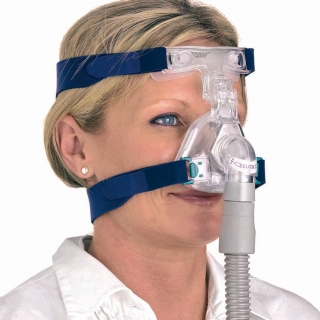 Ultra Mirage™ II Nasal CPAP/BiLevel Mask with Headgear