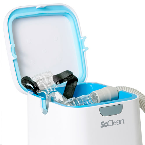 cpapXchange: SoClean 2 CPAP/BiPAP Cleaner & Sanitizer (Includes Free