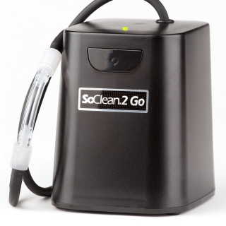 SoClean 2 Go Travel CPAP/BiPAP Cleaner - DISCONTINUED