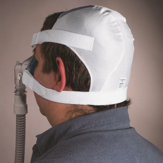 SoftCap Headgear for Various CPAP/BiPAP Masks - DISCONTINUED