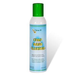 Citrus II Cleaning Spray for CPAP/BiPAP Masks & Equipment (8.0oz Non-Aerosol)