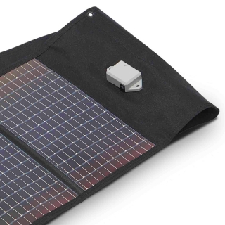 Portable Solar Charger for Transcend Series Batteries