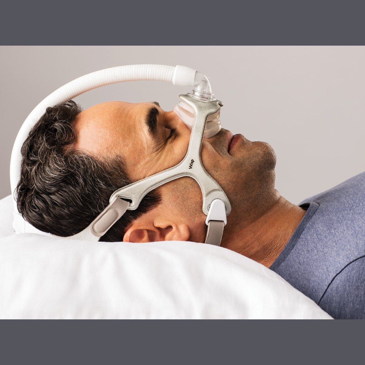 Wisp Nasal CPAP/BiPAP Mask with Headgear