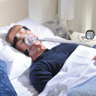 Zest Nasal CPAP/BiPAP Mask with Headgear