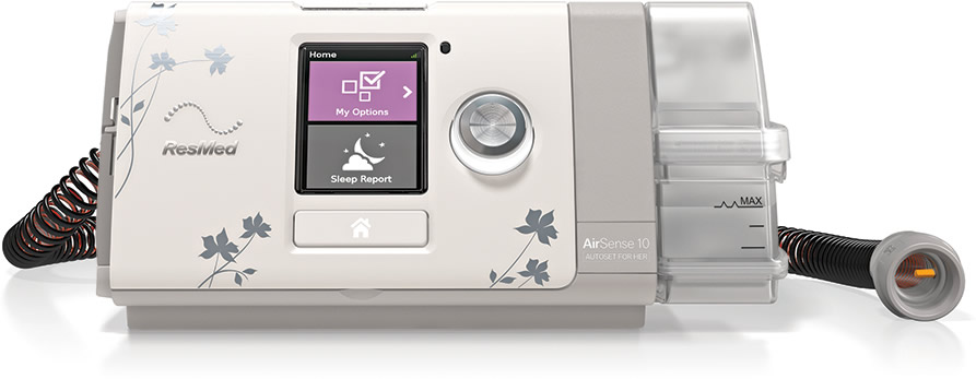 airsense 10 autoset for her cpap