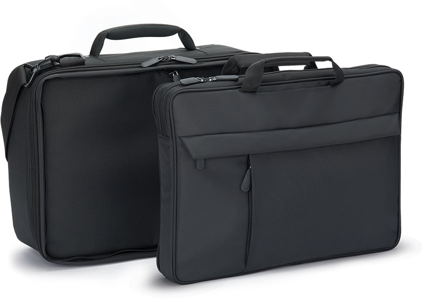 pap travel briefcase