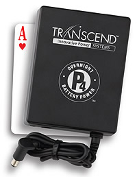 TRANSCEND LITHIUM ION CPAP BATTERY