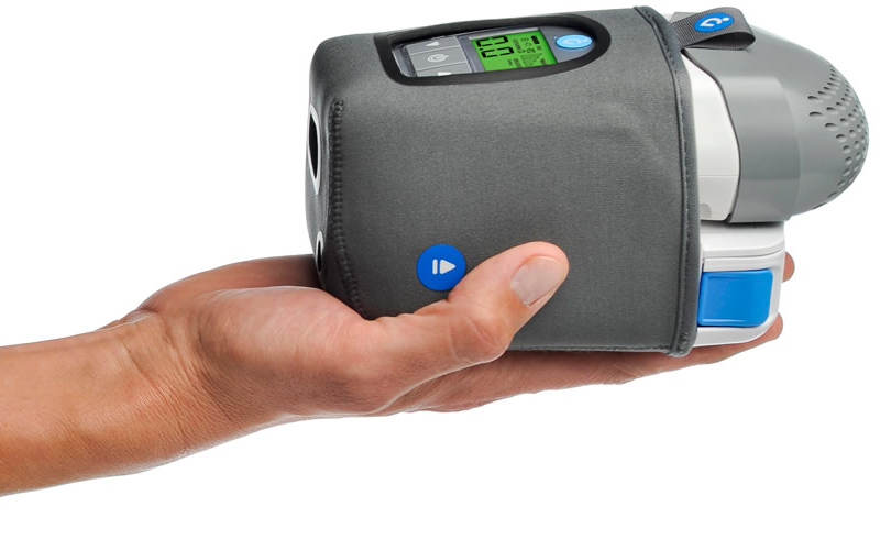 smallest portable cpap machine