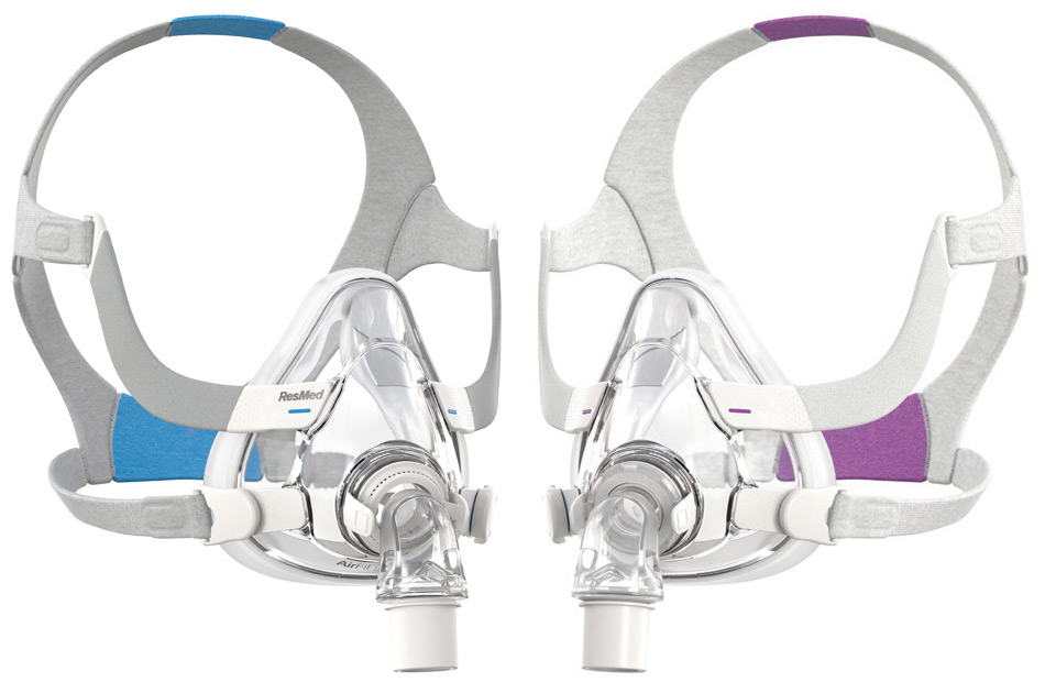 his and hers airfit f20 cpap masks