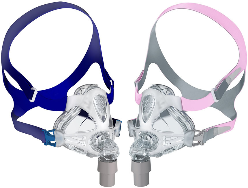 his and hers quattro air cpap masks
