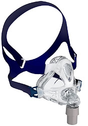 Cpapxchange Quattro Fx Full Face Cpap Bilevel Mask With