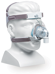 trueblue cpap mask with headgear