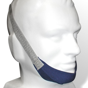 Single Strap Chinstrap for CPAP/BiLevel Therapy