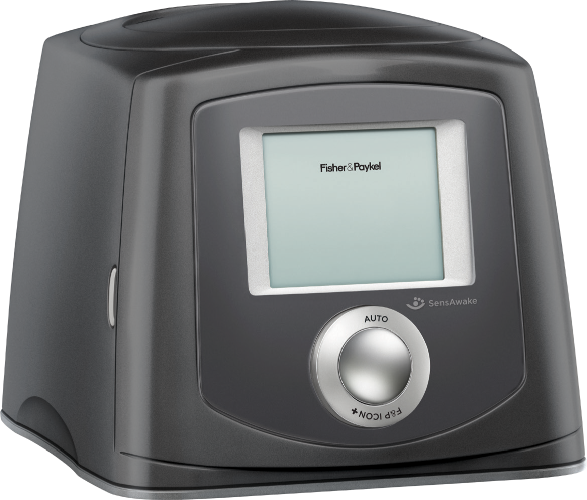 Auto CPAP Machine System with Built In Heated Humidifier & ThermoSmart #5A716E