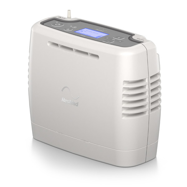 Mobi Portable Oxygen Concentrator Package